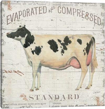 On the Farm II Canvas Print #WAC3316
