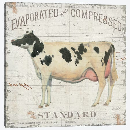 On the Farm II Canvas Print #WAC3316} by James Wiens Art Print