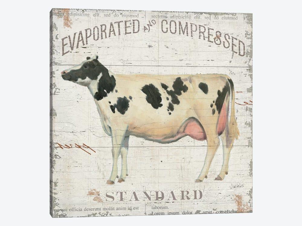 On the Farm II by James Wiens 1-piece Canvas Art Print