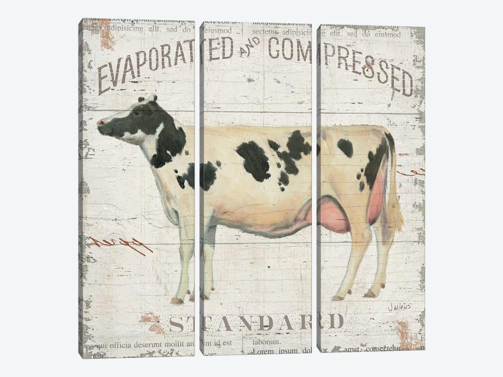 On the Farm II by James Wiens 3-piece Art Print