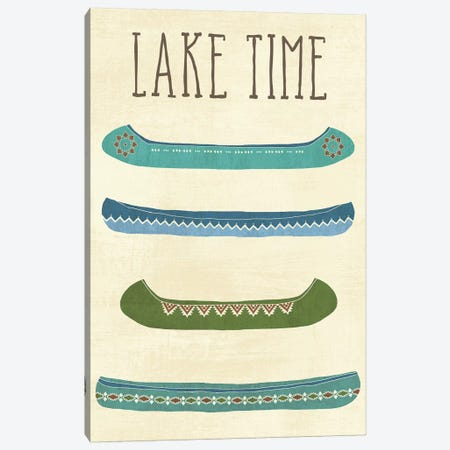 Lake Retreat V Canvas Print #WAC3319} by Veronique Charron Canvas Wall Art