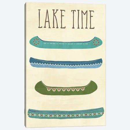 Lake Retreat V Canvas Print #WAC3319} by Veronique Charron Canvas Wall Art