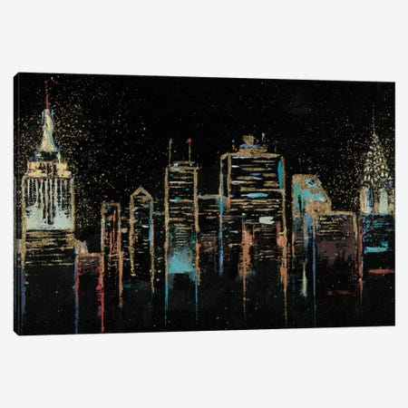Cityscape Canvas Print #WAC3323} by James Wiens Art Print