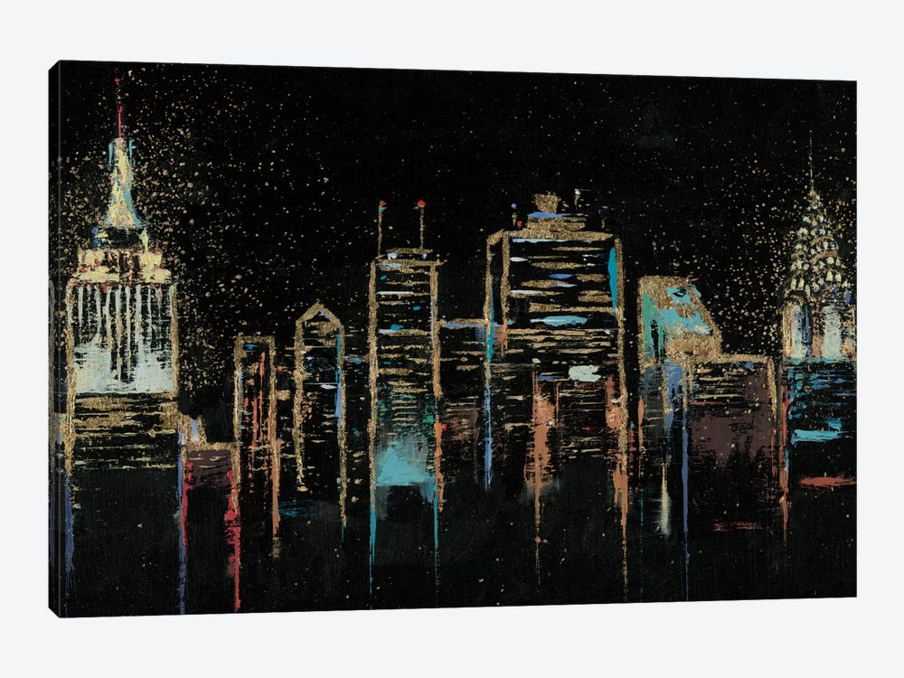 Cityscape by James Wiens 1-piece Art Print