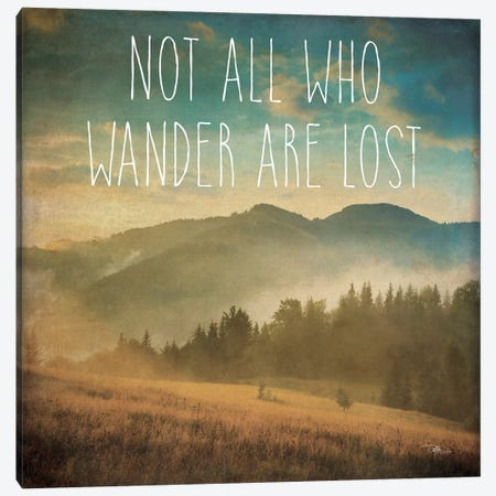 Wander II Canvas Print #WAC3325} by Pela Studio Canvas Artwork