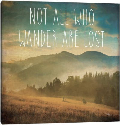 Wander II Canvas Art Print