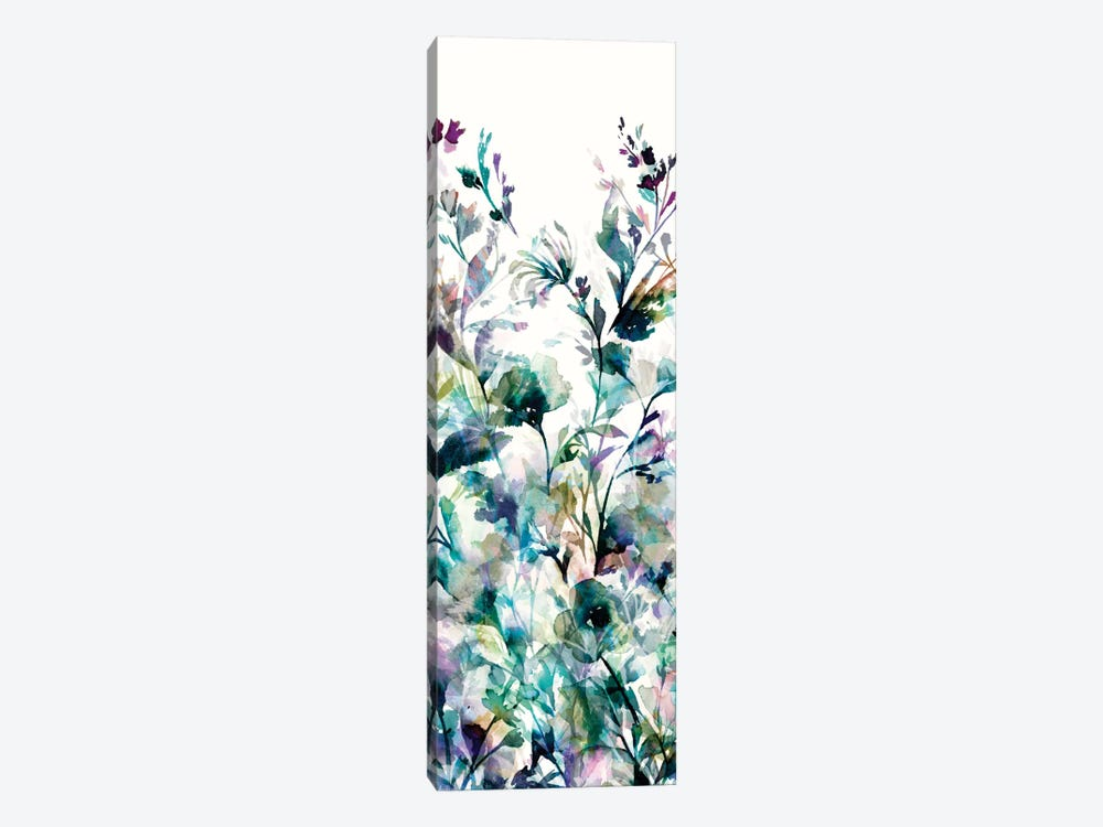 Transparent Garden II - Panel I by Wild Apple Portfolio 1-piece Canvas Wall Art