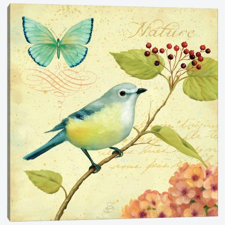 Garden Passion III  Canvas Print #WAC332} by Daphne Brissonnet Canvas Art