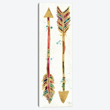 Beautiful Arrows I Canvas Print #WAC3330} by Pela Studio Canvas Art