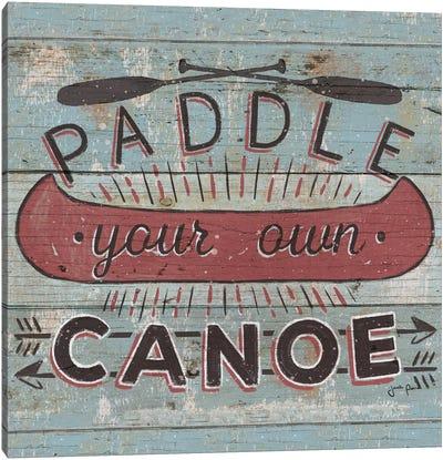 Cabin Fever II Canvas Print #WAC3333