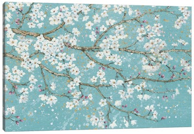 April Breeze I Canvas Art Print