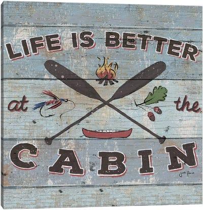 Cabin Fever I Canvas Print #WAC3346
