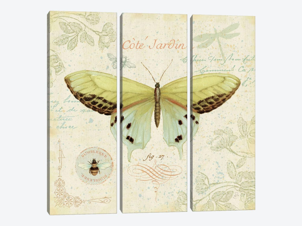 cote jardin ii art print by daphne brissonnet icanvas. Black Bedroom Furniture Sets. Home Design Ideas