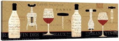 Evening in Paris P Canvas Print #WAC340