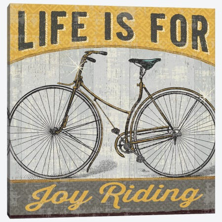 Joy Ride I Canvas Print #WAC3518} by Pela Studio Canvas Art
