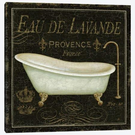 Bain De Luxe I Canvas Print #WAC363} by Daphne Brissonnet Canvas Print