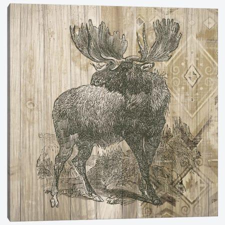 Natural History Lodge VIII Canvas Print #WAC3717} by Elyse DeNeige Canvas Art Print