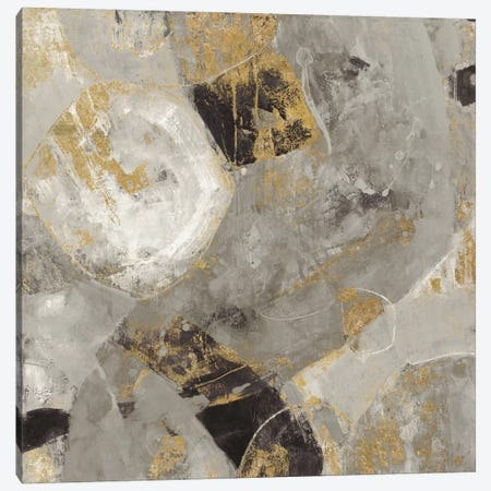 Painted Desert Neutral Canvas Print #WAC3718} by Silvia Vassileva Canvas Wall Art