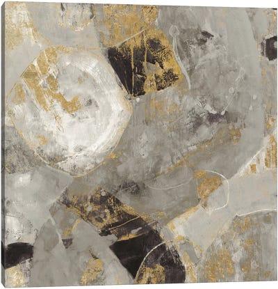 Painted Desert Neutral Canvas Art Print