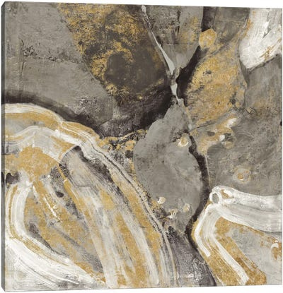 Phoenix Neutral Canvas Art Print