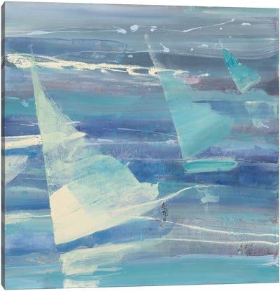 Summer Sail II Canvas Print #WAC3723