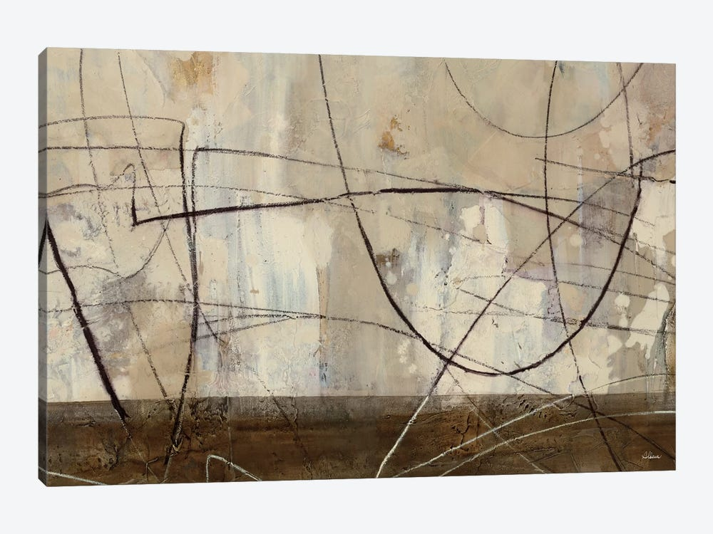 Across the Desert III by Albena Hristova 1-piece Canvas Art