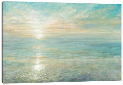 Sunrise Canvas Print #WAC3748