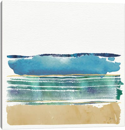 By the Sea III Canvas Art Print