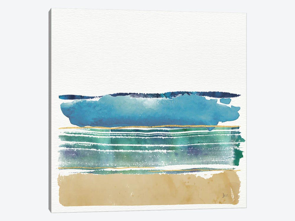 By the Sea III 1-piece Art Print