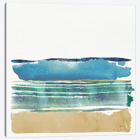 By the Sea III Canvas Print #WAC3751} by Jess Aiken Canvas Artwork