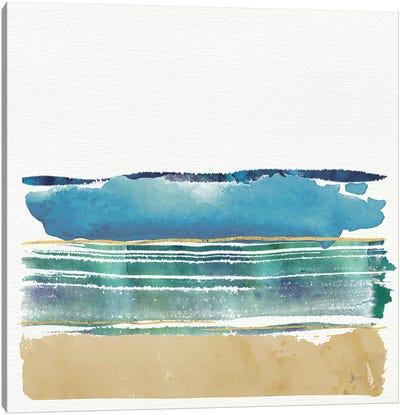 By the Sea III Canvas Art Print