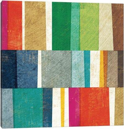 Colorful Abstract Canvas Print #WAC3755