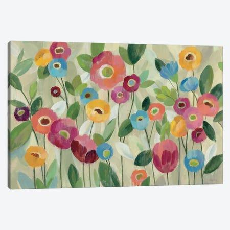 Fairy Tale Flowers V Canvas Print #WAC3757} by Silvia Vassileva Canvas Print