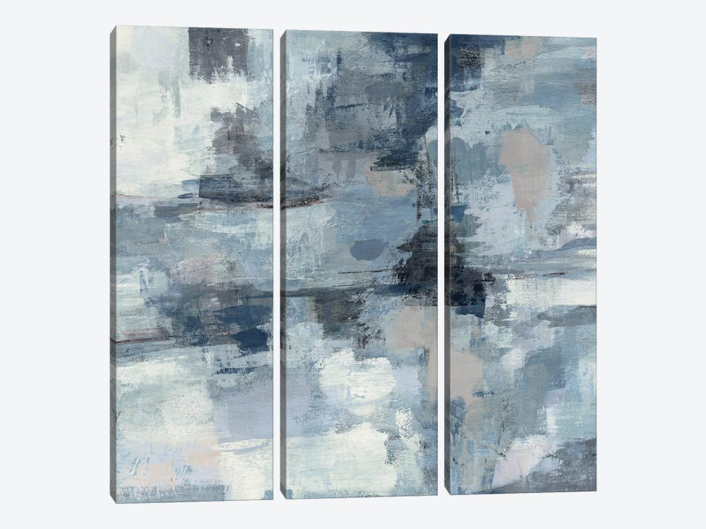 In the Clouds by Silvia Vassileva 3-piece Canvas Art