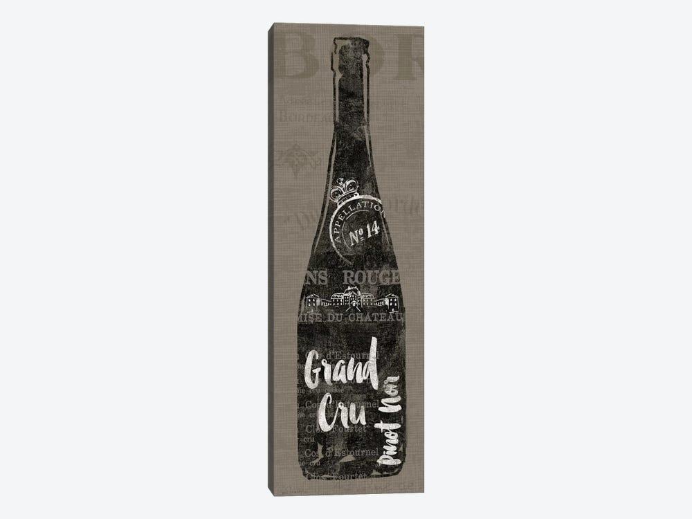 Linen Wine I by Sue Schlabach 1-piece Canvas Artwork
