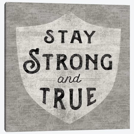 Stay Strong Canvas Print #WAC3765} by Sue Schlabach Canvas Wall Art