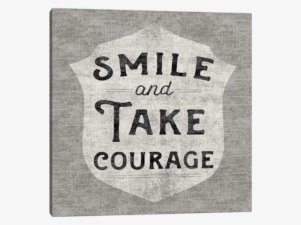 Take Courage by Sue Schlabach 1-piece Canvas Art Print