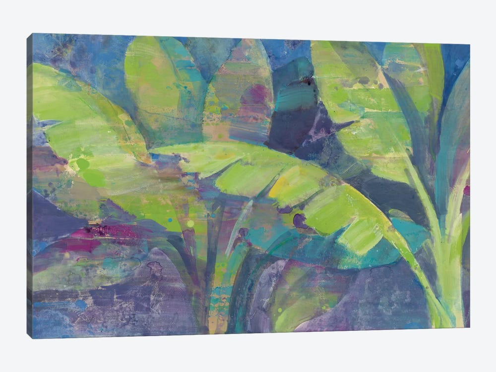 Bermuda Palms by Albena Hristova 1-piece Canvas Artwork