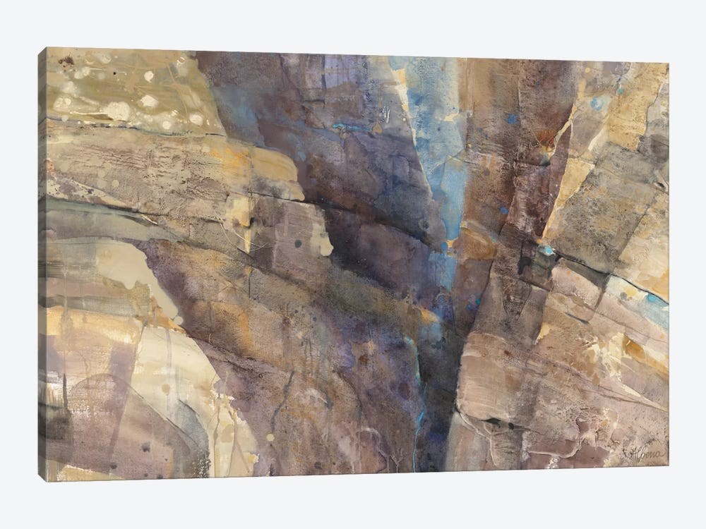 Canyon II by Albena Hristova 1-piece Canvas Art