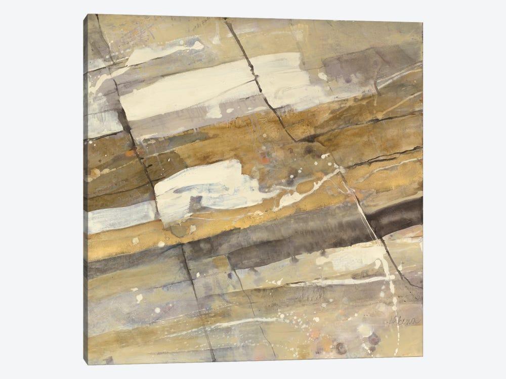Gold Streak by Albena Hristova 1-piece Canvas Print