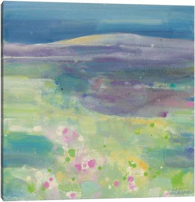 Lavender Fields Canvas Print #WAC3781