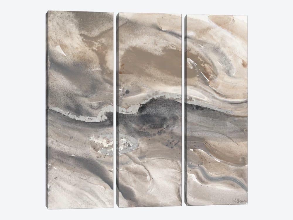 Minerals III by Albena Hristova 3-piece Canvas Art