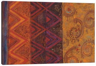 Paisley Mix Canvas Art Print