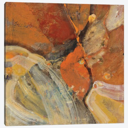 Phoenix Canvas Print #WAC3785} by Albena Hristova Canvas Wall Art