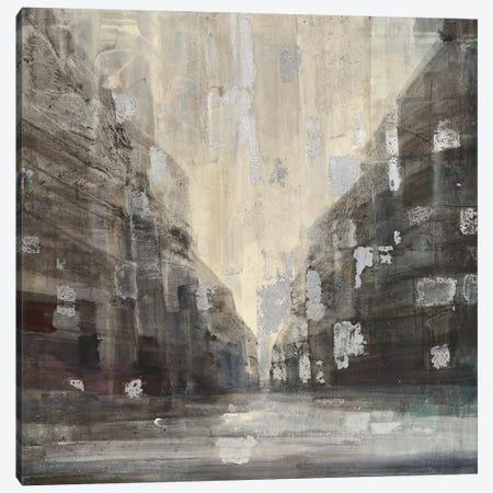 Silver City Canvas Print #WAC3788} by Albena Hristova Art Print
