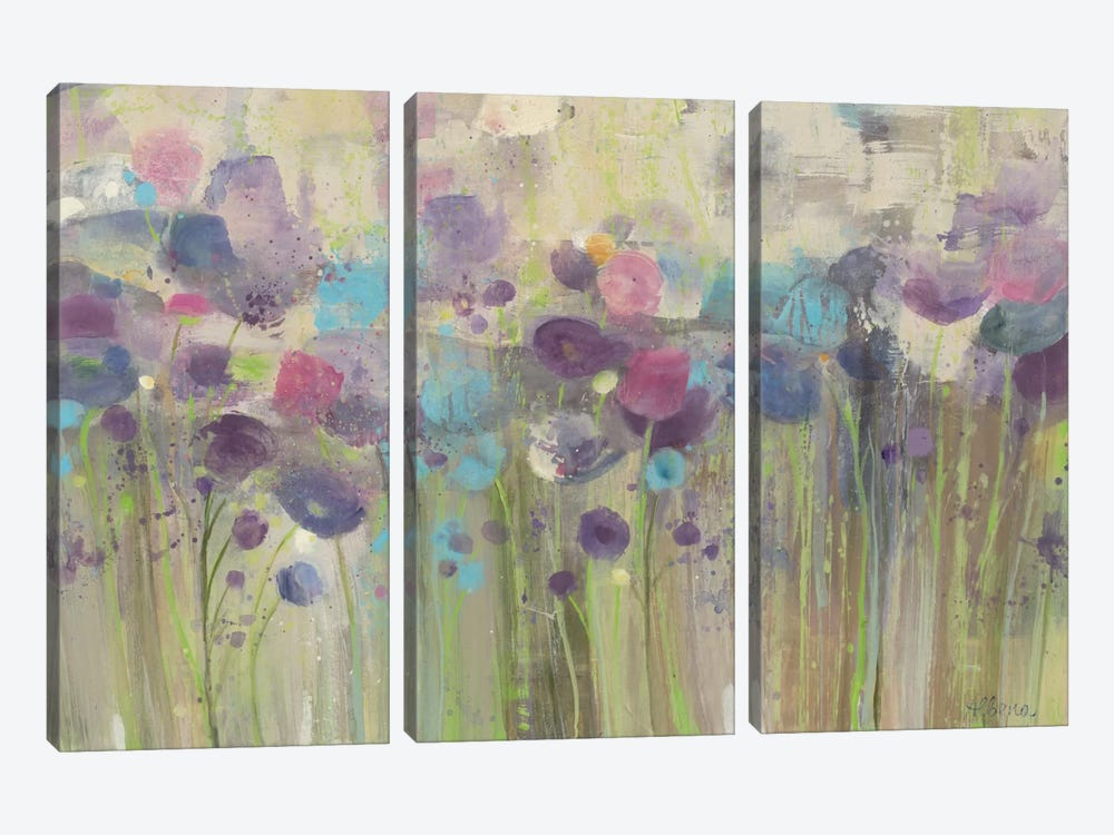 Spring Beauty 3-piece Canvas Artwork