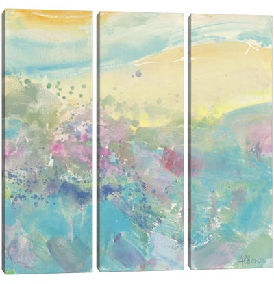 Sweet Meadow Canvas Art Print