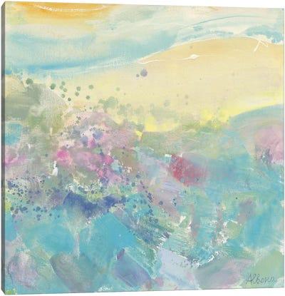 Sweet Meadow Canvas Art Print