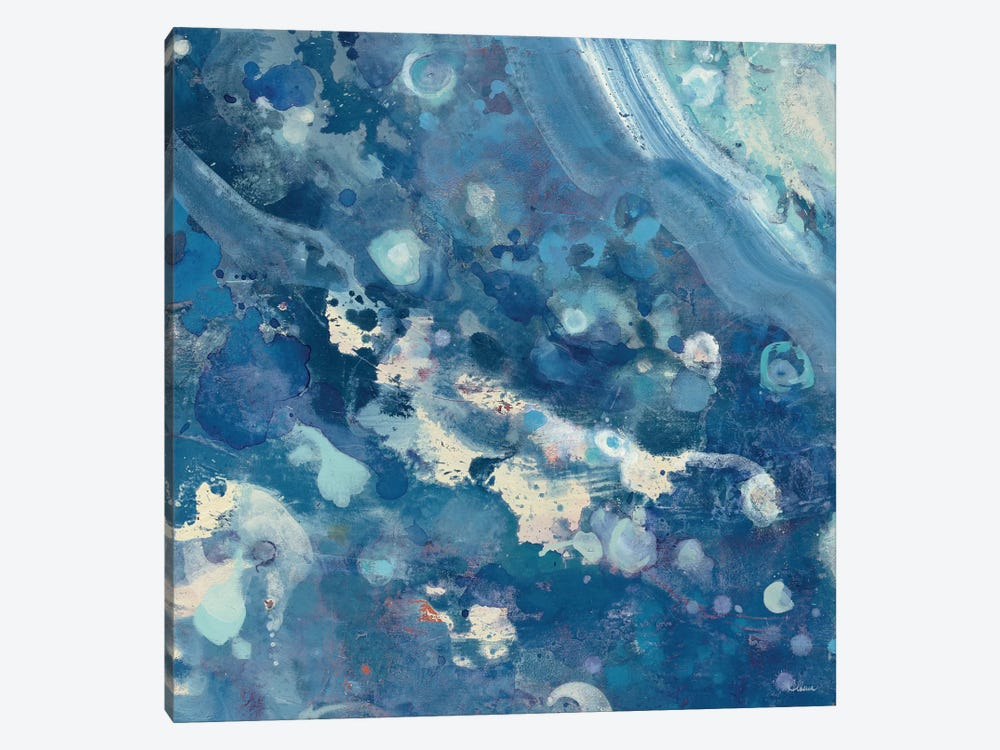 Water III by Albena Hristova 1-piece Canvas Art Print