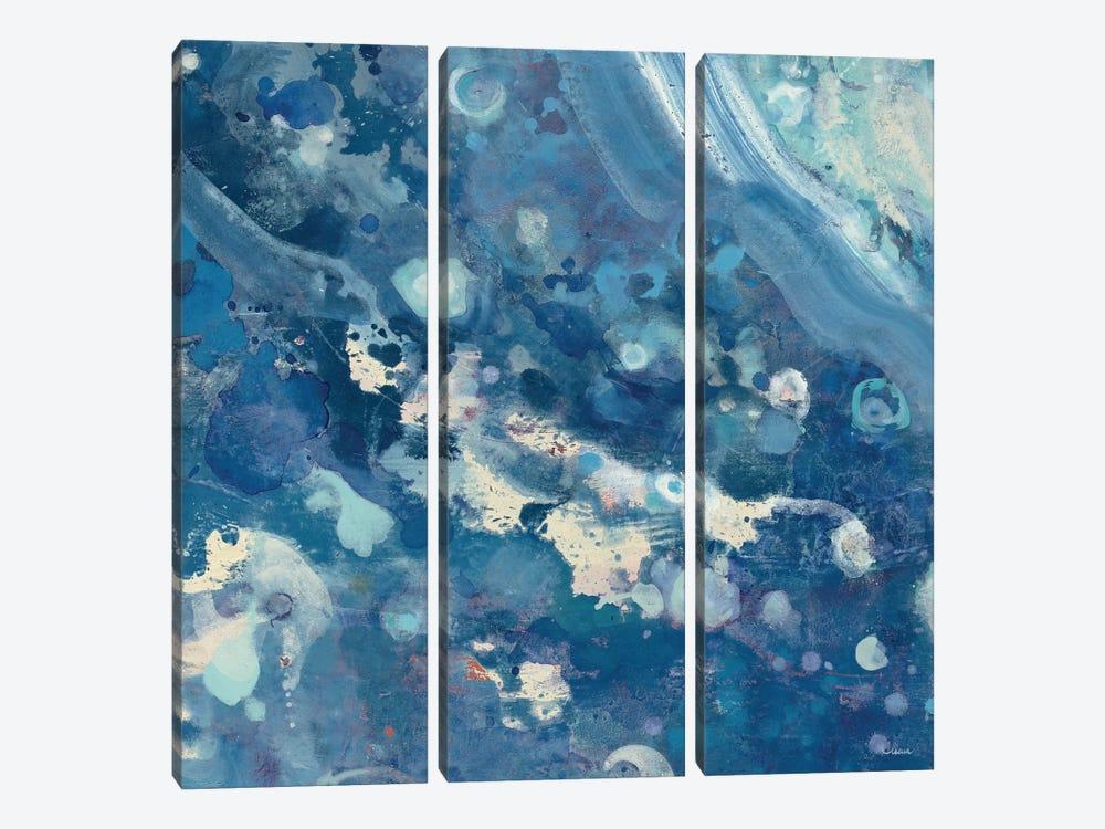 Water III by Albena Hristova 3-piece Canvas Art Print